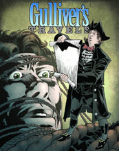 Image: Gulliver's Travels HC  - IDW Publishing