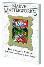 Image: Marvel Masterworks Vol. 24: Uncanny X-Men Vol. 03 SC