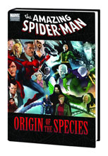 Image: Spider-Man: Origin of the Species HC  - Marvel Comics