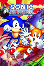 Image: Sonic the Hedgehog Archives Vol. 14 SC  - Archie Comic Publications