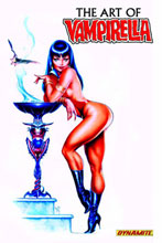 Image: Art of Vampirella HC  - D. E./Dynamite Entertainment