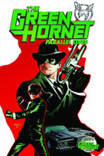Image: Green Hornet: Parallel Lives Vol. 01 SC  - D. E./Dynamite Entertainment