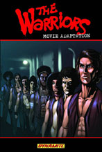 Image: Warriors: Official Movie Adaptation SC  - D. E./Dynamite Entertainment