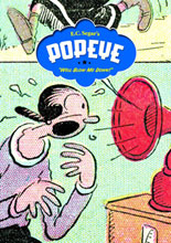 Image: Popeye Vol. 02: Well Blow Me Down HC  - Fantagraphics Books