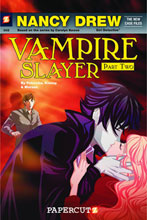Image: Nancy Drew: New Case Files Vol. 02 - Vampire Slayer Part Two SC  - Papercutz