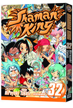 Image: Shaman King Vol. 32 SC  - Viz Media LLC