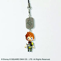 Image: Kingdom Hearts Avatar Mascot Strap: Birth by Sleep - Ventus  -