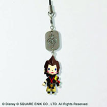 Image: Kingdom Hearts Avatar Mascot Strap: Birth by Sleep - Terra  -