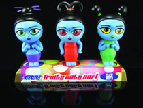 Image: Serenity Bobble Head Set: Fruity Oaty Bar Girls  -