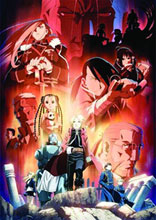 Image: Full Metal Alchemist: Brotherhood Part Three: Episodes 27-39 Blu-Ray  -