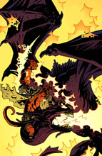Image: Hellboy Vol. 12: The Storm and the Fury SC  - Dark Horse