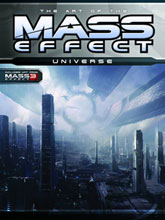 Image: Art of the the Mass Effect Universe HC  - Dark Horse