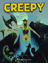 Image: Creepy Archives Vol. 12 HC  - Dark Horse