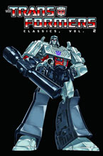Image: Transformers Classics Vol. 02 SC  - IDW Publishing