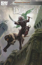 Image: Dungeons & Dragons: Drizzt #5 (10-copy incentive cover) (v10)