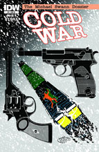 Image: Cold War #3 (10-copy incentive cover) - IDW Publishing