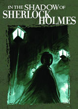 Image: In the Shadow of Sherlock Holmes Novel SC  - IDW Publishing