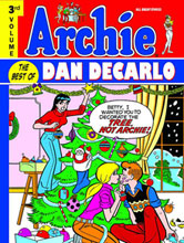 Image: Archie: Best of Dan DeCarlo Vol. 03 HC  - IDW Publishing