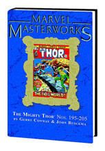 Image: Marvel Masterworks Vol. 176: Mighty Thor Nos. 195-205 HC  - Marvel Comics