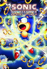 Image: Sonic the Hedgehog Archives Vol. 17 SC  - Archie Comic Publications