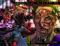 Image: Caligula #6 (wraparound cover) - Avatar Press Inc