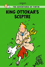 Image: Adventures of Tintin: King Ottokar's Sceptre SC  - Little Brown and Company