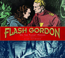 Image: Flash Gordon on the Planet Mongo: Sundays 1934-1937 HC  - Titan Publishing