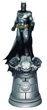 Image: DC Chess Collection #1 (Batman - White King) -