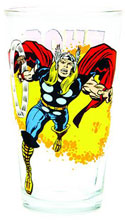 Image: Toon Tumblers Clear Pint Glass: Thor  -