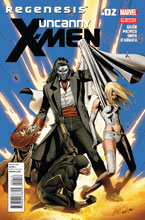 Image: Uncanny X-Men #2 (2nd printing variant - Pacheco)  [2012] - Marvel Comics