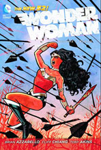 Image: Wonder Woman Vol. 01: Blood SC  - DC Comics