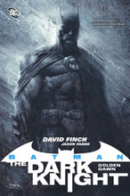 Image: Batman: The Dark Knight - Golden Dawn SC  - DC Comics