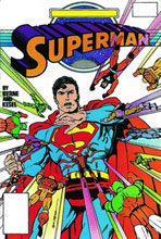 Image: Superman: The Man of Steel Vol. 07 SC