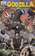 Image: Godzilla #8 (10-copy incentive cover) (v10)