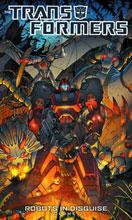 Image: Transformers: Robots in Disguise Vol. 02 SC  - IDW Publishing