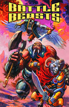 Image: Battle Beasts Vol. 01 SC