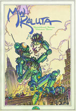 Image: Michael Wm. Kaluta Sketchbook Series Vol. 03 SC  - IDW Publishing