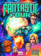 Image: Fantastic Four  #2 (2nd printing variant) - Marvel Comics