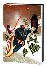 Image: Captain America by Ed Brubaker Vol. 04 HC  - Marvel Comics