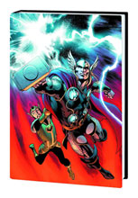 Image: The Mighty Thor/Journey Into Mystery: Everything Burns HC  - Marvel Comics