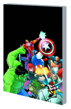 Image: Marvel Universe Avengers Earth's Mightiest Heroes Digest Vol. 02 SC