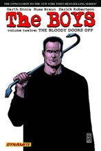Image: Boys Vol. 12: Bloody Doors Off SC  - D. E./Dynamite Entertainment
