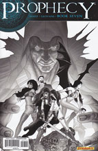 Image: Prophecy #7 (15-copy Renaud B&W incentive cover) (v15)
