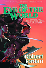 Image: Robert Jordan's Eye of the World: The Graphic Novel Vol. 03 HC  - Tor Books