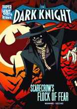 Image: DC Super Heroes - Dark Knight Young Readers: Scarecrows Flock of Fear SC  - Capstone Press