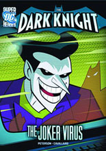 Image: DC Super Heroes - Dark Knight Young Readers: Joker Virus SC  - Capstone Press
