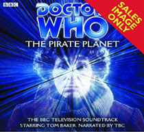 Image: Doctor Who Audio CD: Pirate Planet  - Movie/Tv Books & Magazines