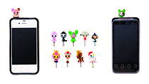 Image: Tokidoki Phonzies 30-Piece Blind Mystery Box Display  - Other Designer Toys