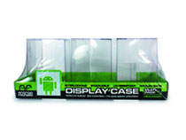 Image: Android Foundry: Hexagon Display Case 3-Pack