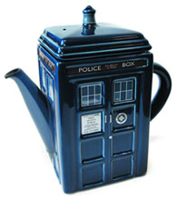 Image: Doctor Who Tardis Teapot  - Doctor Who Import Toys & Models